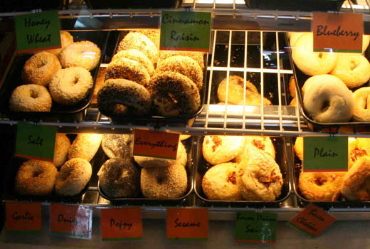 Bend's Best Bagels